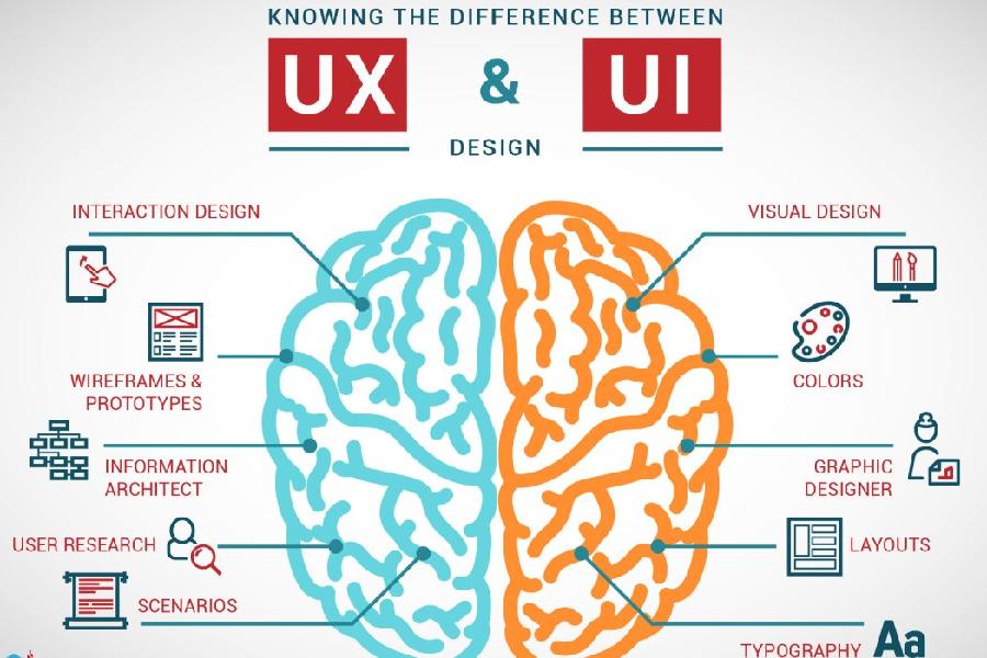 UI và UX