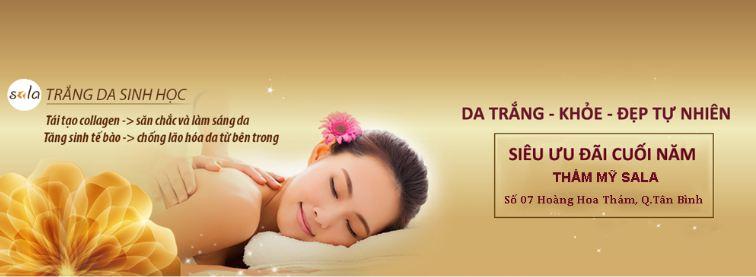 Mẫu banner quảng cáo sử dụng cho các spa làm đẹp