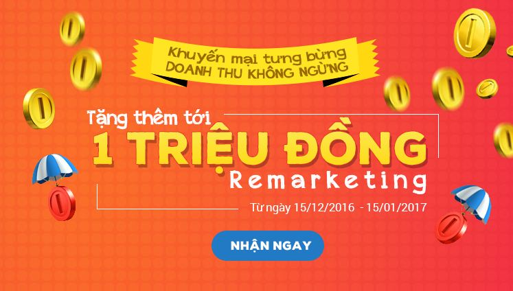 Mỗi banner hướng tới mục tiêu thể hiện riêng để thu hút khách hàng