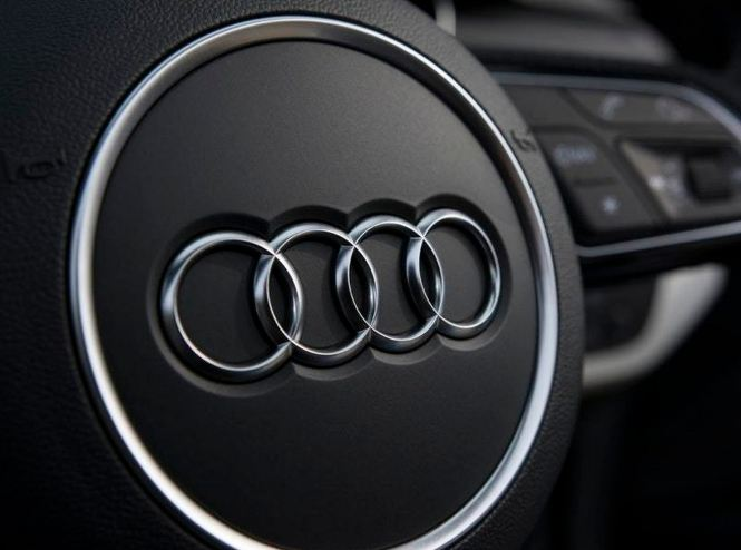 Logo siêu đơn giản nhưng ý nghĩa của Audi