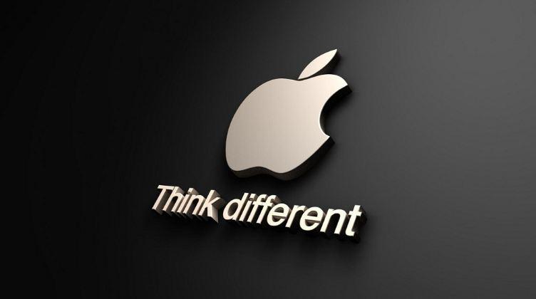 Logo đặc trưng làm nên thương hiệu của Apple