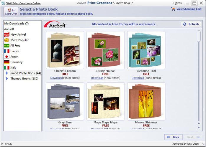 Phần mềm thiết kế Arcsoft Print Creations là cái tên mà bạn không nên bỏ qua.