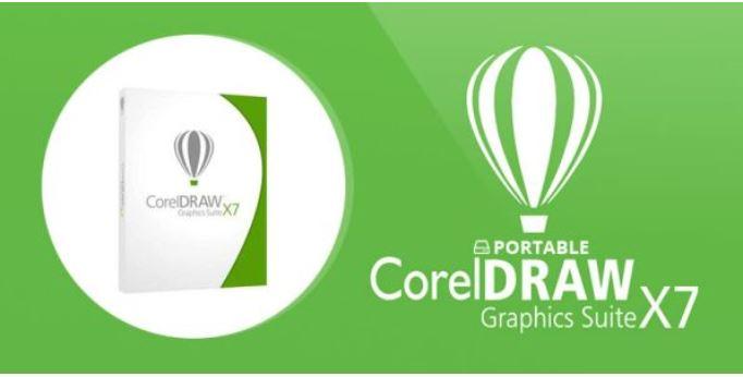 Phần mềm thiết kế CorelDRAW X7