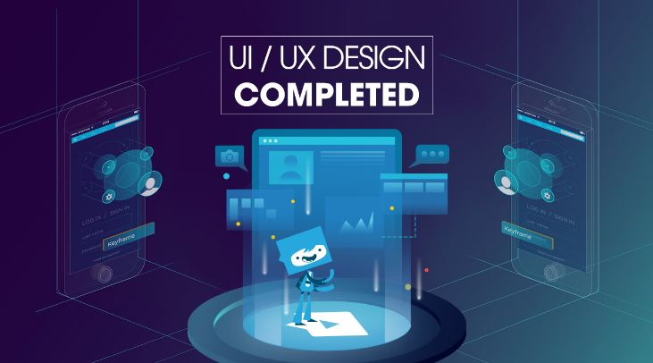Thiết kế UX/UI