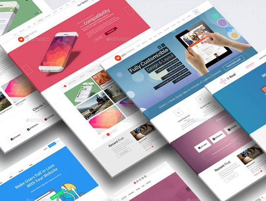 Nghệ thuật thiết kế website