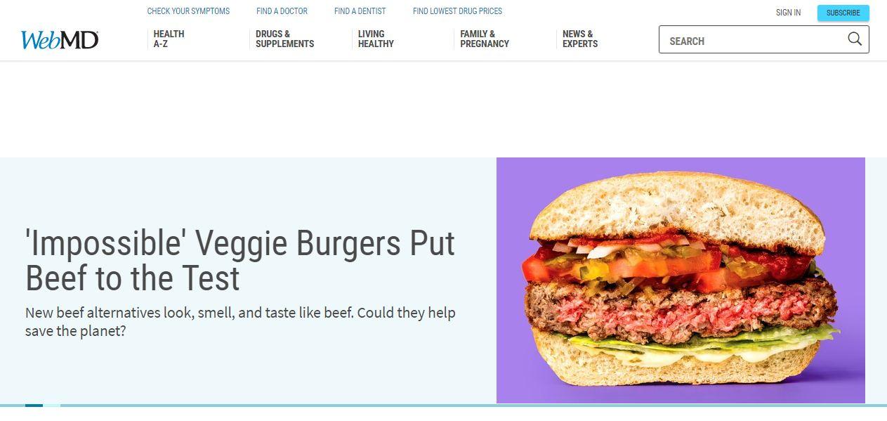 Webdm - website sức khỏe thế giới