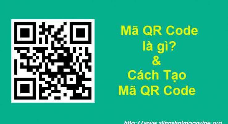 Cách tạo mã QR cho sản phẩm