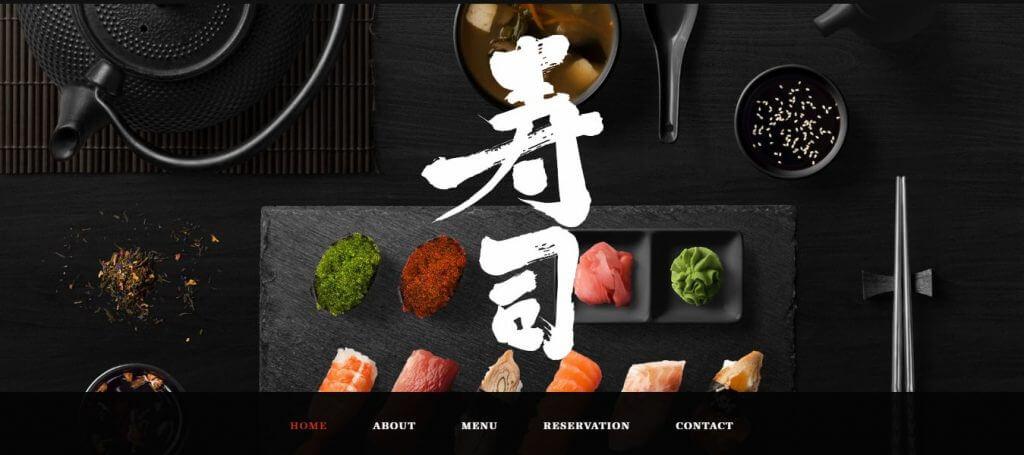 Chức năng cần có của những thiết kế website nhà hàng