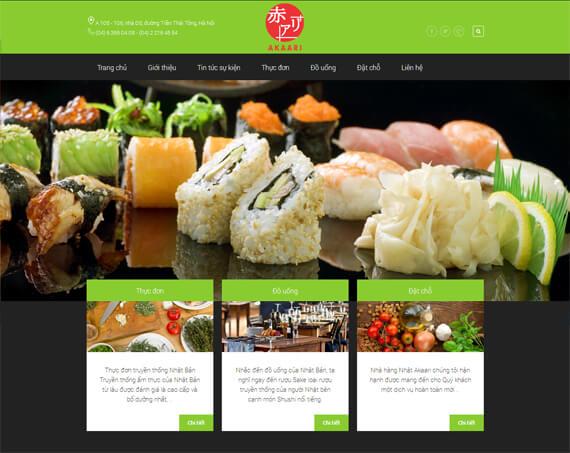 Hình ảnh đẹp trên website giúp thu hút khách hàng tốt hơn, gia tăng lợi thế cạnh tranh