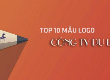 Top 10 mẫu logo công ty du lịch