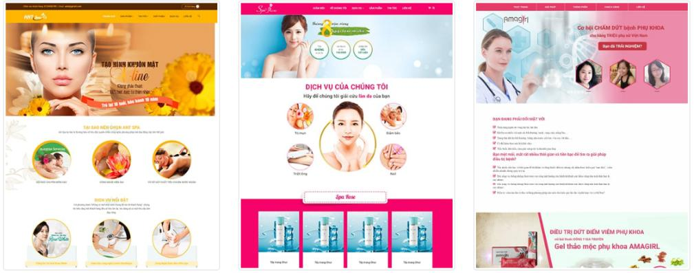 Tại sao cần thiết kế website spa chuẩn SEO