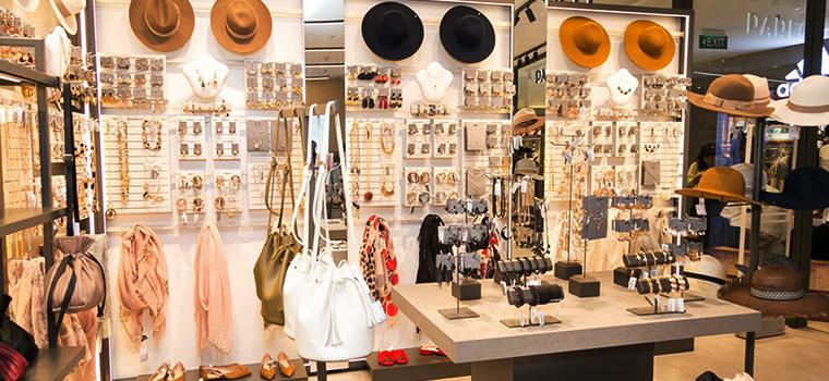 Thị trường phụ kiện thời trang sôi động tại nước ta